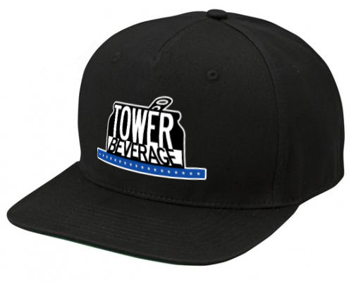 tower beverage promotional materials